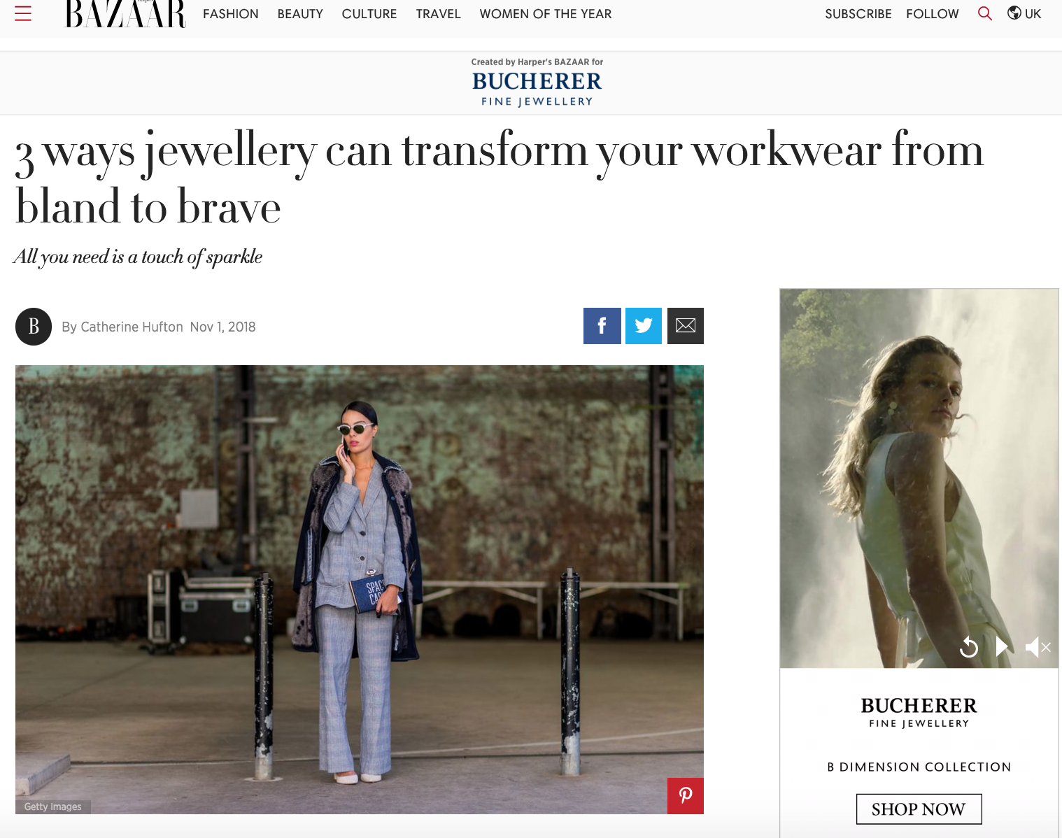 3 Ways Jewellery Can Transform Your Workwear