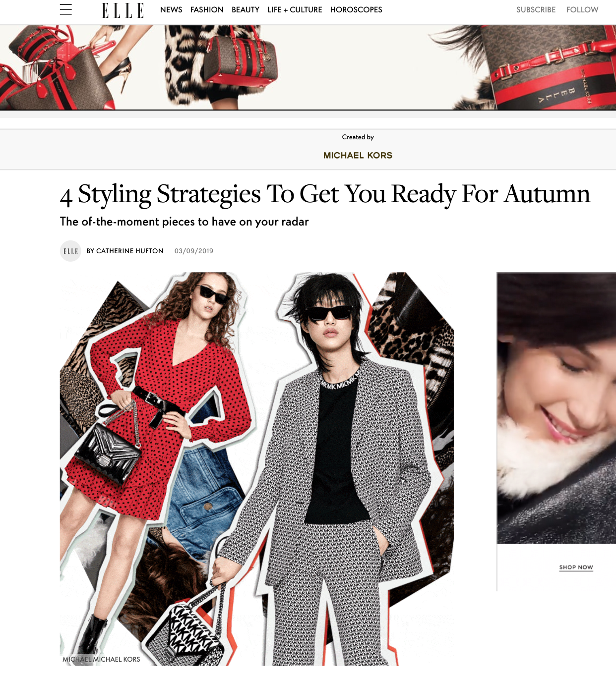 4 Styling Strategies to Get You Ready for Autumn