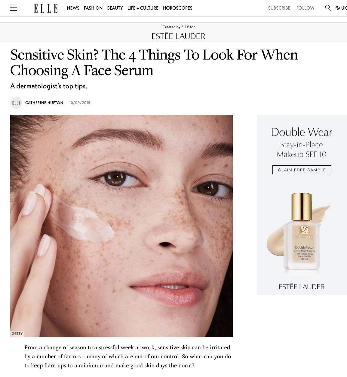 Expert Tips for Choosing a Facial Serum