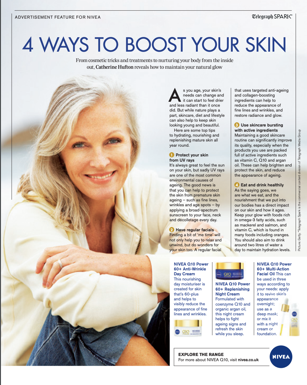 4 Ways To Boost Your Skin