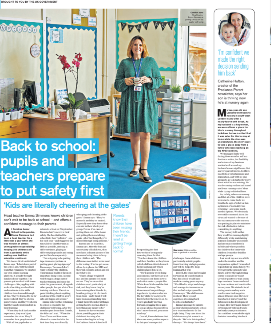 Why I sent my son back to nursery: The Daily Telegraph